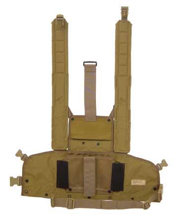 Rhodesian Reconissance Vest - MOLLE/ALICE Compatible