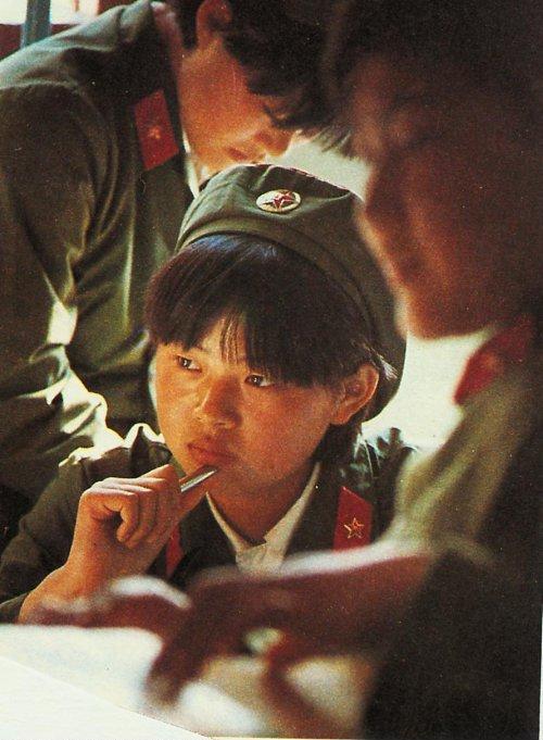 85式军服 - sishuiliunian_1983 - 军服历史