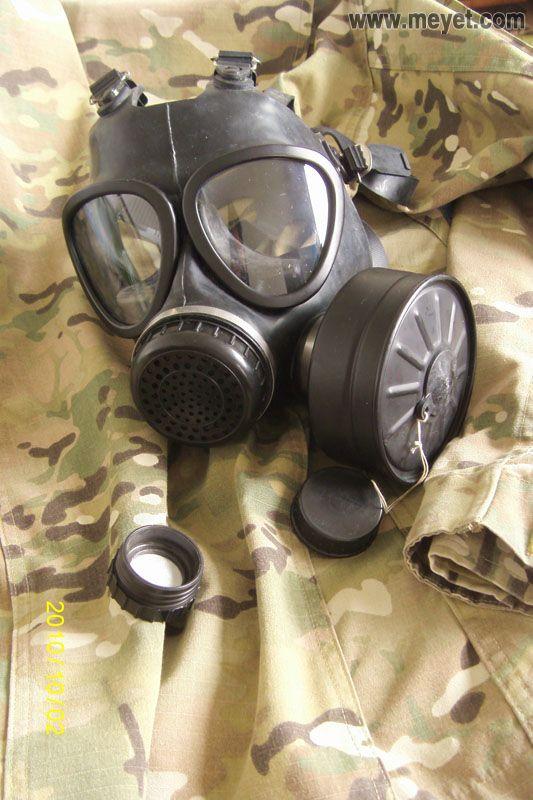 关于FMJ05防毒面具的
