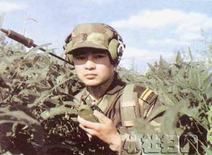 07军装夏常服领花佩戴-87式军服研制过程及方案样品图片