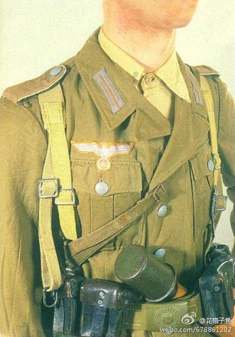 德国二战军服一览表图片