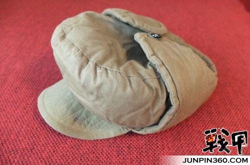 五十年代解放军棉军帽