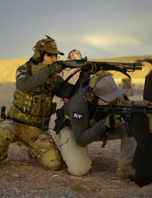 吃土也要PAPAPA!战甲网的拉斯维加斯的射击活动