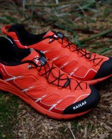 虐虐更健康 Kailas FUGA 2.0越野跑鞋 100公里体验