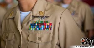 军人的五彩简历——全面解读美国海军81种勋表、略章(Ribbons)