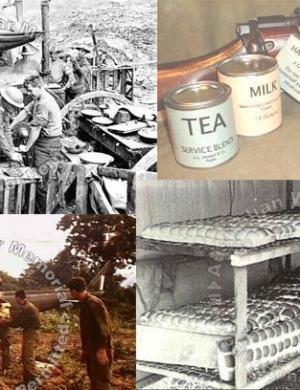 """兵马未动,粮草先行""""——澳大利亚军粮发展概况(1899-2001)"""