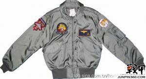 """绿棉袄的""""逆袭""""——浅谈美海军飞行夹克和布章"""