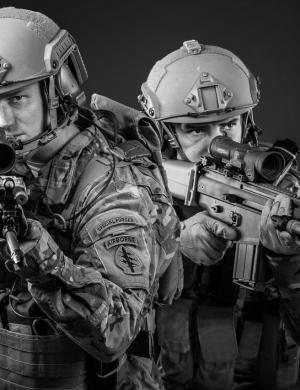 美军特战小分队战术----特战分队基本知识