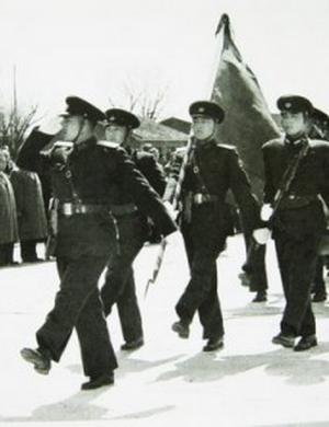 大国仪仗——中国人民解放军三军仪仗队礼服