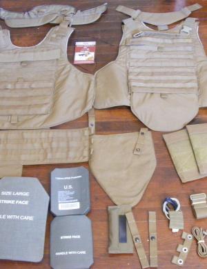 防弹系列谈之防弹衣——背心、AC、PC