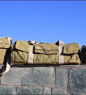 强烈复古风格 国家地理探索者系列背包评测