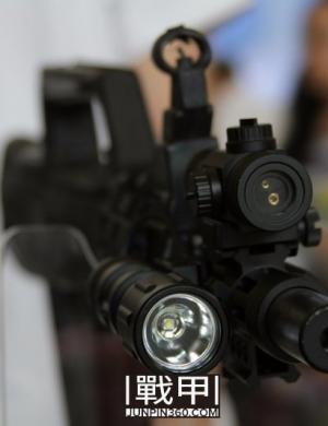战甲网带你看第七届北京警用装备展览会(第一篇)