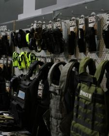 战甲网带你看第七届北京警用装备展览会(下篇)