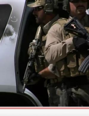 VIP交替掩护射击 战术步枪教程(视频)