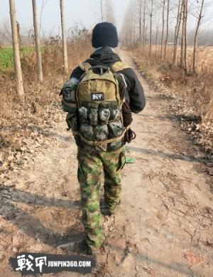 战术生活两相宜——塔斯马尼亚虎22L观察员背包测评