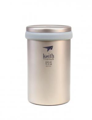 战甲免费测评:铠斯 keith 纯钛办公茶杯试用征集