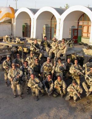 特种作战分队的基础小部队战术——战术基本知识(3)