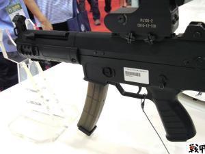 2012北京警用装备展游览(二)及新微冲细节
