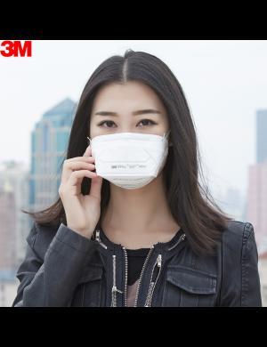 拯救雾霾中的自己:3M全系列口罩详解