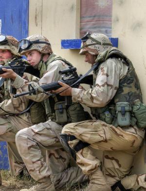 美国军用迷彩概览