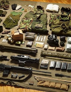 英国军队单人装备发展史图鉴