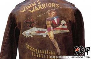 夹克上的传奇,二战飞行夹克背后的故事