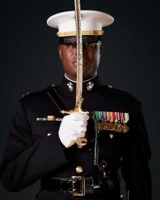 """""""总督的赏识""""美国海军陆战队军官马穆鲁克配剑的起源"""