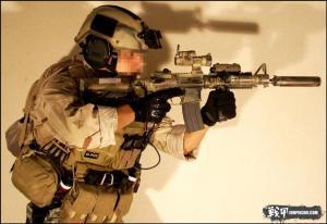 2000年后海豹特种部队步枪手造型(2)