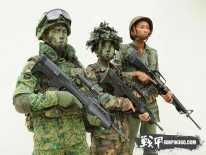 亚洲雄狮--新加坡武装部队装备