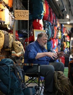 在野外,再好的售后都是徒劳的——神秘牧场创始人Dana专访