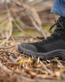 轻装上阵——Combat2000 DarkFeather玄羽轻量战靴评测