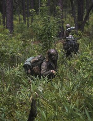 特种作战分队的基础小部队战术——战术基本知识(1)