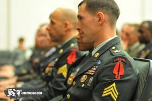美国陆军特战司令部及旗下各单位臂章图鉴