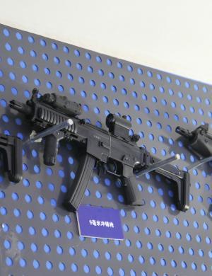 2016警用装备展之轻武器冲锋枪篇