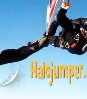 清晰版高跳低开(HALO JUMP)全过程