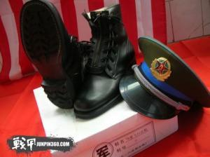 我军历来所配发的制式军靴