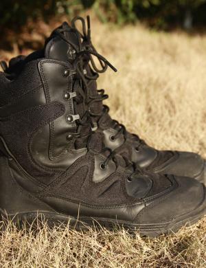#战甲团# 君洛克 D11088V 8寸作战靴团购活动